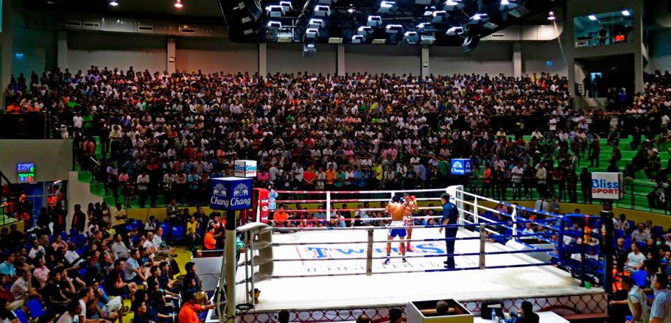 Lumpinee Stadium, regno della Muay Thai
