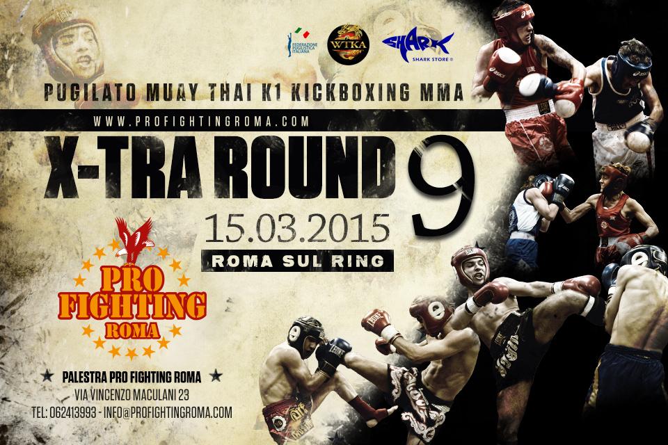 X-Tra Round 9 / Domenica 15 Marzo / Matchmaking