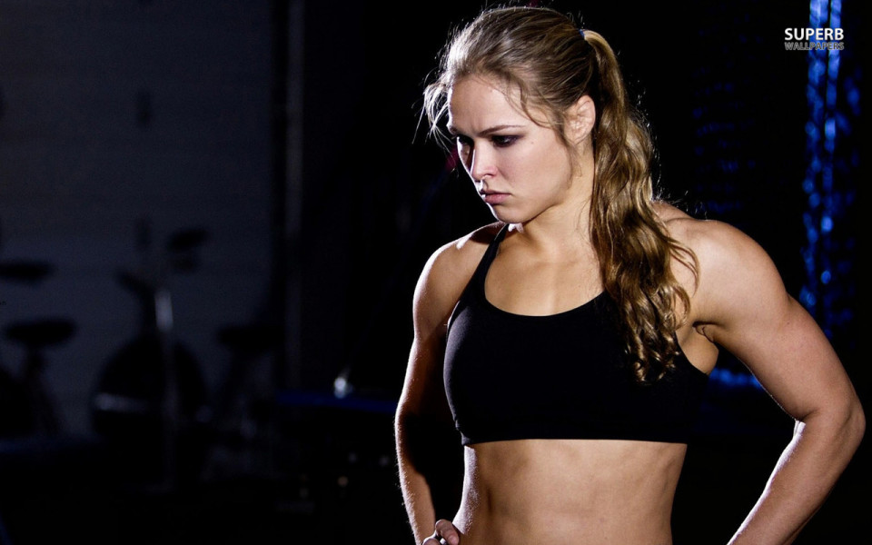 Ronda Rousey, la più forte fighter UFC MMA