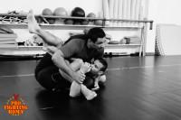 Gianfranco Delli Paoli, maestro di BJJ alla Pro Fighting Roma