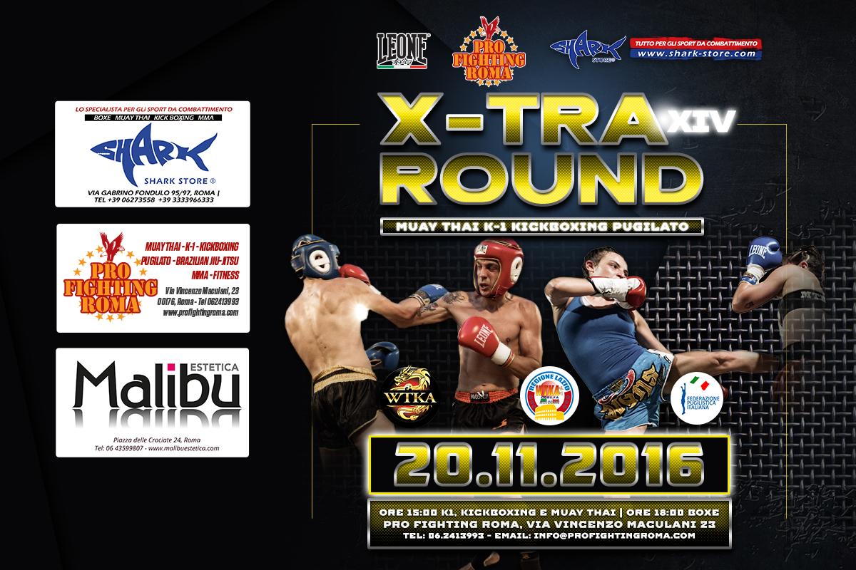 X-Tra Round 14: la galleria fotografica