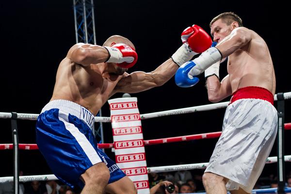 La boxe a Roma