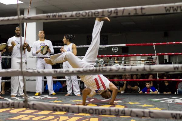 Capoeira, le regole