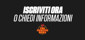 Pro Fighting Roma iscriviti ora